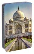 Taj Mahal Portable Battery Charger