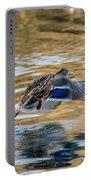 Mallard Take-off Portable Battery Charger