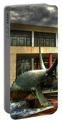 Take The Bull By The Horns Portable Battery Charger