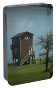 Tall Little Stilt House, Portable Battery Charger
