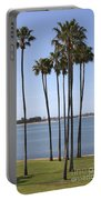Tall Palms Portable Battery Charger