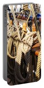 Tall Ship 1 Portable Battery Charger