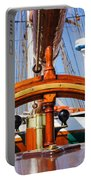 Tall Ship 2 Portable Battery Charger