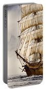 Tall Ship Adventure Portable Battery Charger