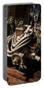Tall Ship Details Portable Battery Charger
