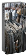 Tall Ship Lines Vi Portable Battery Charger
