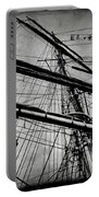 Tall Ship Mast V3 Portable Battery Charger