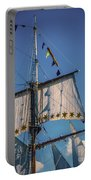 Tall Ship Sails 4 Portable Battery Charger