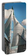 Tall Ship Sails IIi Portable Battery Charger