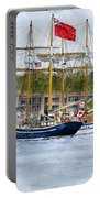 Tall Ships Festival Portable Battery Charger