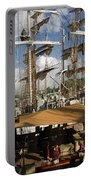 Tall Ships Heritage Landing Portable Battery Charger