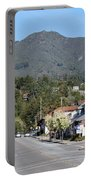 Tamalpais From Mill Valley Portable Battery Charger