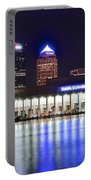 Tampa Bay Panorama Portable Battery Charger
