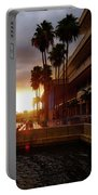 Tampa Bay Sunset Portable Battery Charger