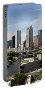 Tampa Florida Landscape Portable Battery Charger