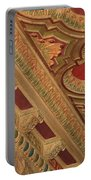 Tampa Theatre Ornate Ceiling Portable Battery Charger
