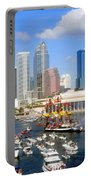 Tampa's Flag Ship Portable Battery Charger