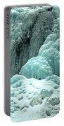 Tangle Falls Frozen Blue Cascades Portable Battery Charger
