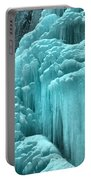 Tangle Falls Frozen Landscape Portable Battery Charger