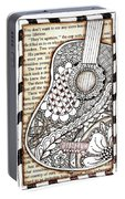 Tangle Guitar 1 Portable Battery Charger