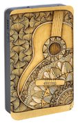 Tangle Guitar Portable Battery Charger