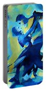 Tango Dancers Portable Battery Charger