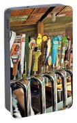 Tap Handles Portable Battery Charger
