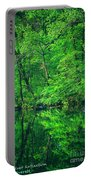 Tar River Reflection Portable Battery Charger