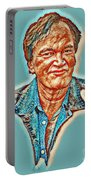 Tarantino Portrait Portable Battery Charger