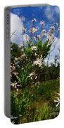 Tarflower Blooming Portable Battery Charger