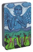 Tarot Of The Younger Self Judgement Portable Battery Charger