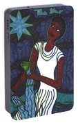 Tarot Of The Younger Self The Star Portable Battery Charger