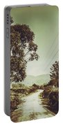 Tasmania Country Roads Portable Battery Charger