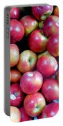 Tasty Fresh Apples 1 Portable Battery Charger