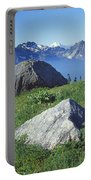 1m4862-tatoosh Range And Mt. St. Helens  Portable Battery Charger