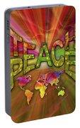 Teach Peace Portable Battery Charger