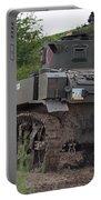 Tearing It Up - M3 Stuart Light Tank Portable Battery Charger