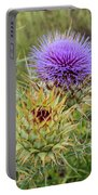 Teasel In Bloom Portable Battery Charger