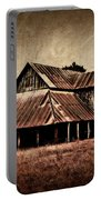 Teaselville Texas Barns Portable Battery Charger