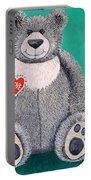 Teddy Bear Eli Portable Battery Charger