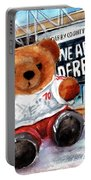 Teddy Bear Ince Portable Battery Charger