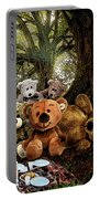 Teddy Bears Picnic Portable Battery Charger