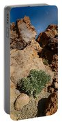 Teide Nr 10 Something Green Portable Battery Charger
