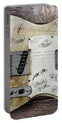 Telecaster Guitar Fantasy Portable Battery Charger