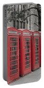 Telephone Boxes Portable Battery Charger