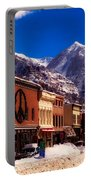 Telluride For The Holiday Portable Battery Charger