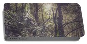 Temperate Rainforest Canopy Portable Battery Charger