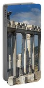 Temple Of Trajan View 3 Portable Battery Charger