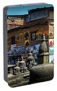 Temple Shop Portable Battery Charger