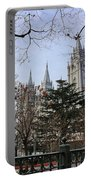 Temple View Portable Battery Charger